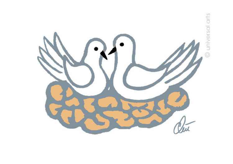 Doves (Tauben)