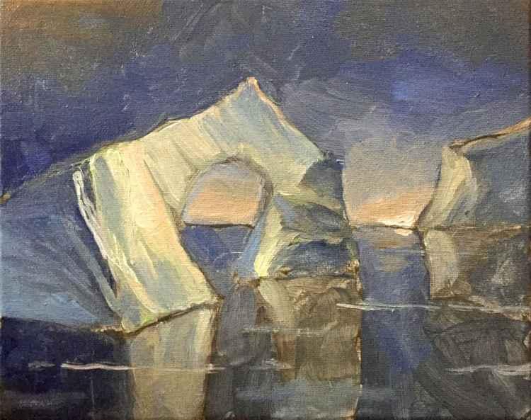Icebergs Gathering -