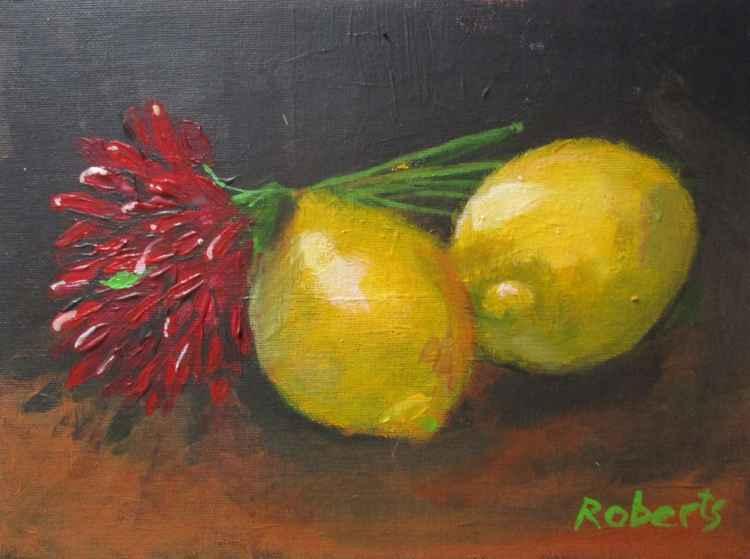 Red hot chili lemons