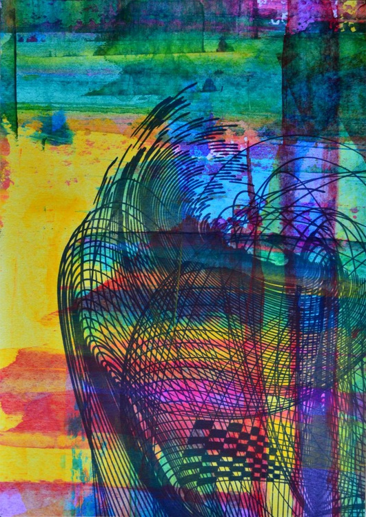 Abstract Vibrations 005 - Image 0