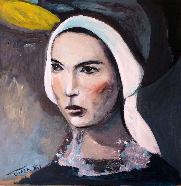 Sister Marianne / different approach (woman portrait, figure study) - Image 0