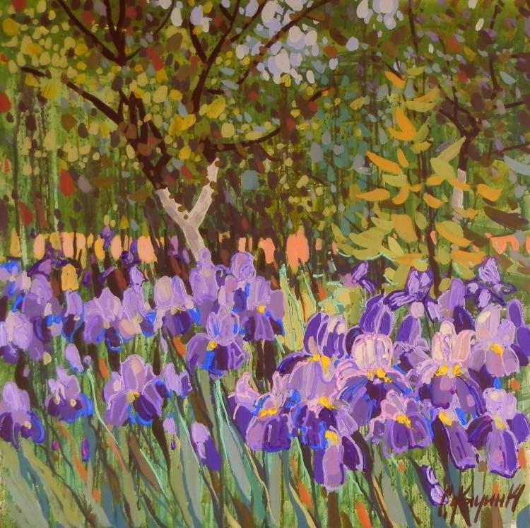 Irises - Image 0