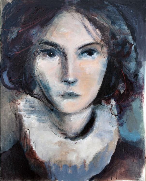 L'une (9) ~ woman figure study - Image 0