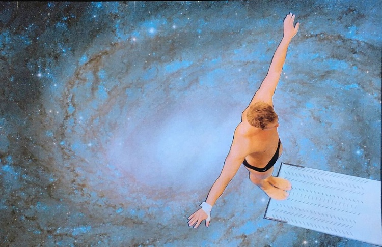 The Cosmic Diver - Image 0