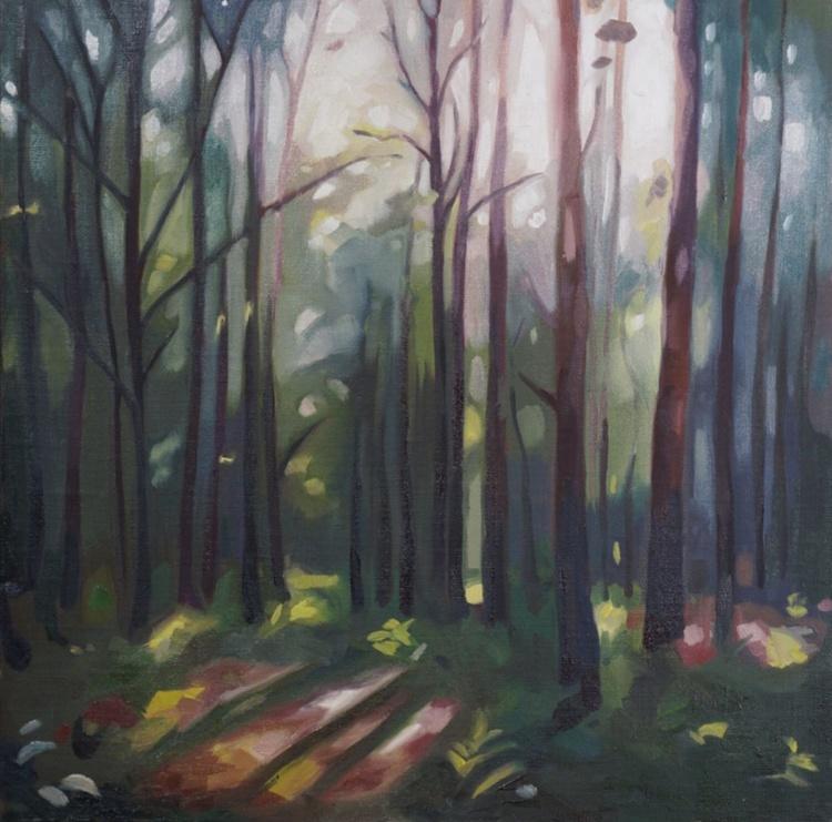 Norfolk Woodland - Image 0