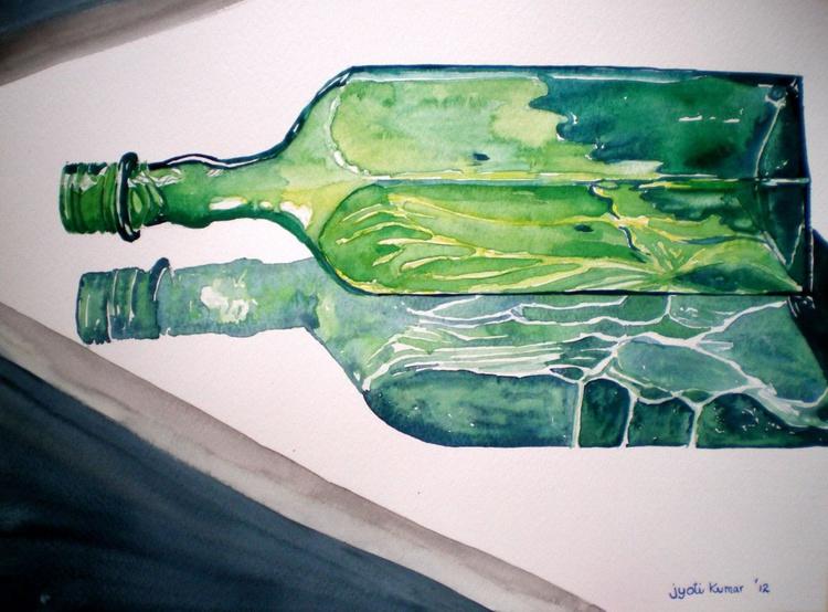 Emerald Reflection - Image 0