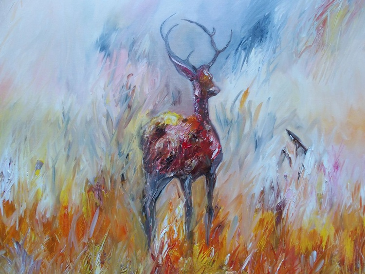 The Red Stag - Image 0