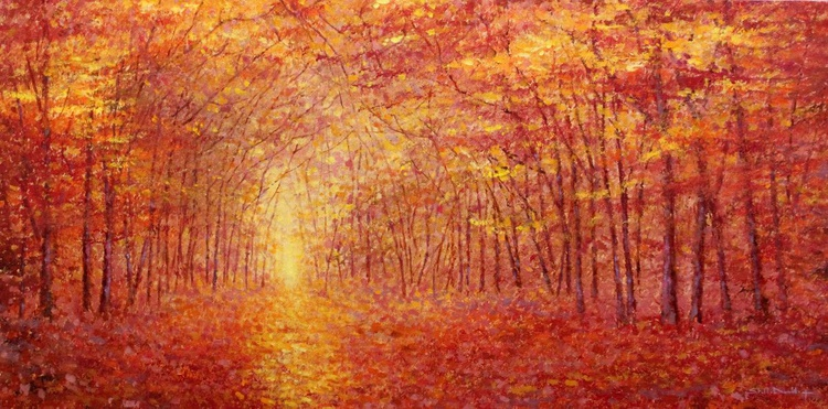 Autumn Beauty RESERVED - Image 0