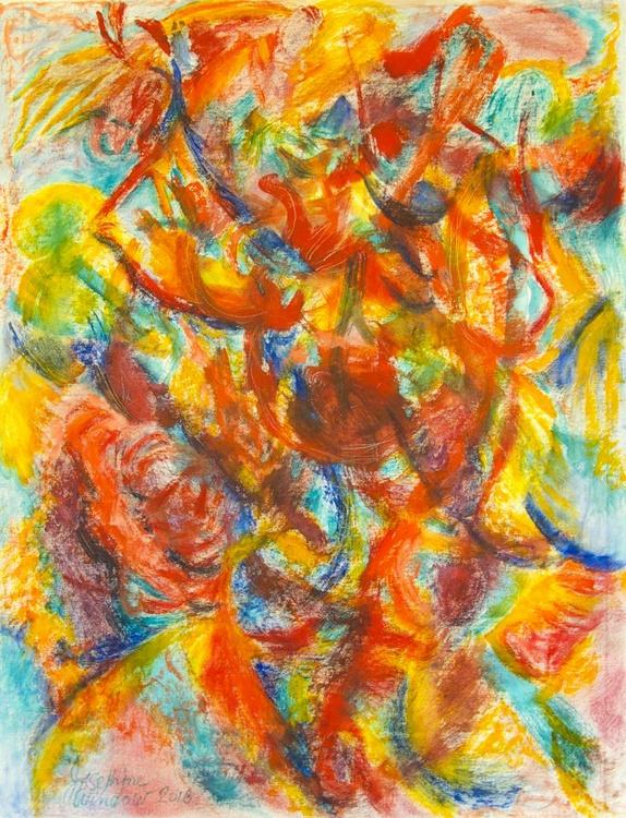 Dance in Dappled Sunlight - Image 0