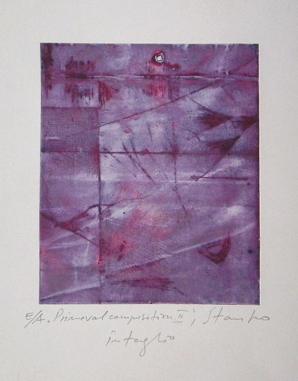 Primeval composition-II - Image 0