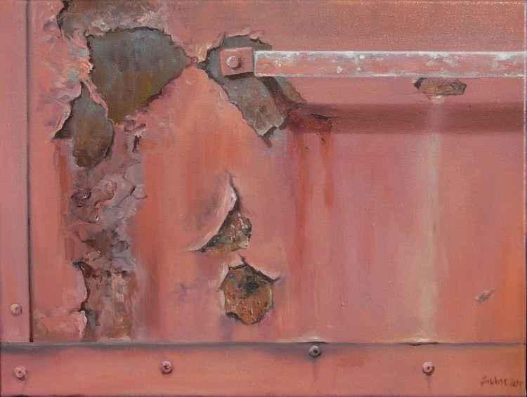 Metal door -