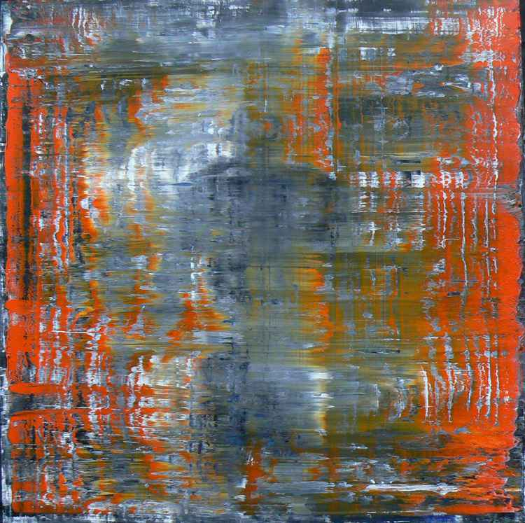 Richter Scale - Isabelle Orange Squash - Destroyed -