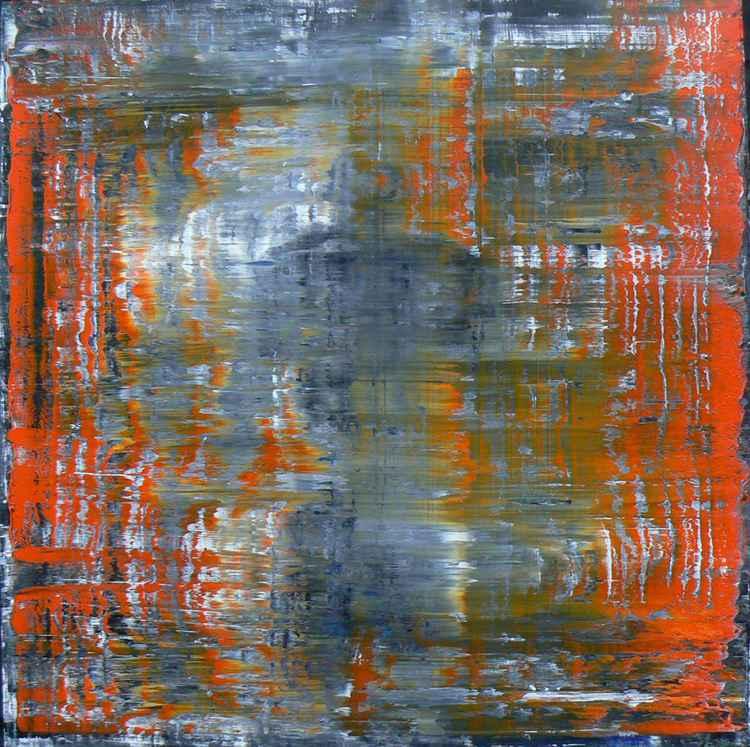 Richter Scale - Isabelle Orange Squash - Destroyed