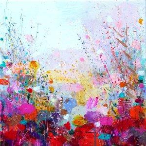 Sunny Rainy April by Sandy Dooley