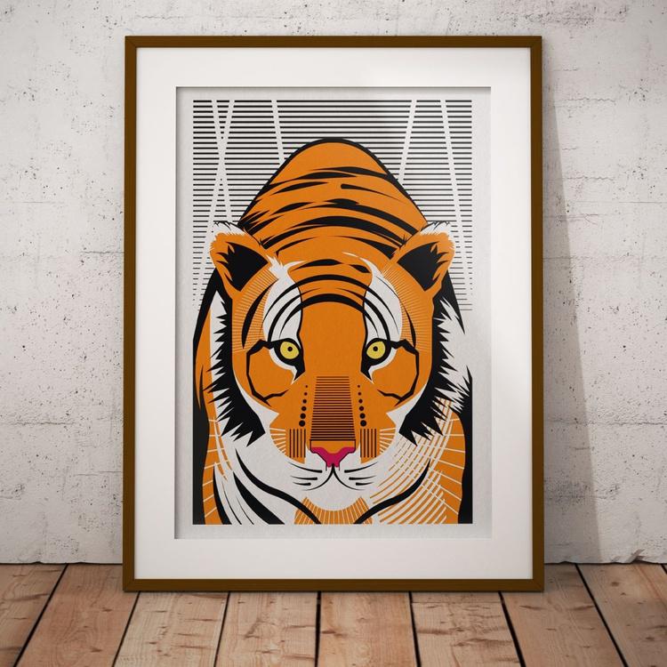 Asian Tiger - Image 0
