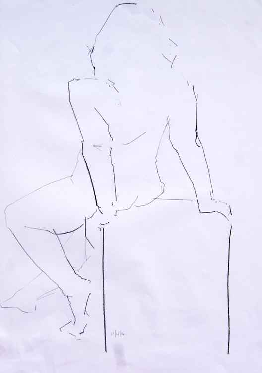 Life Drawing No 66 -