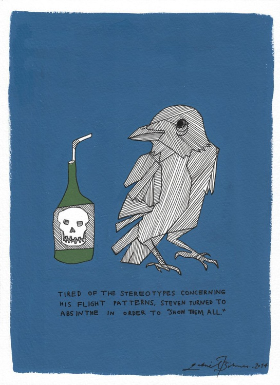 As The Crow Flies - Image 0