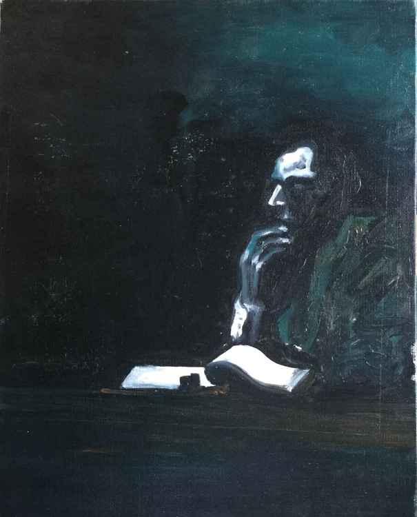 Portrait / Reader