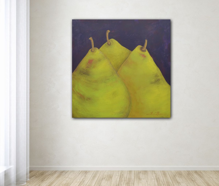 Cozy Pears - Image 0