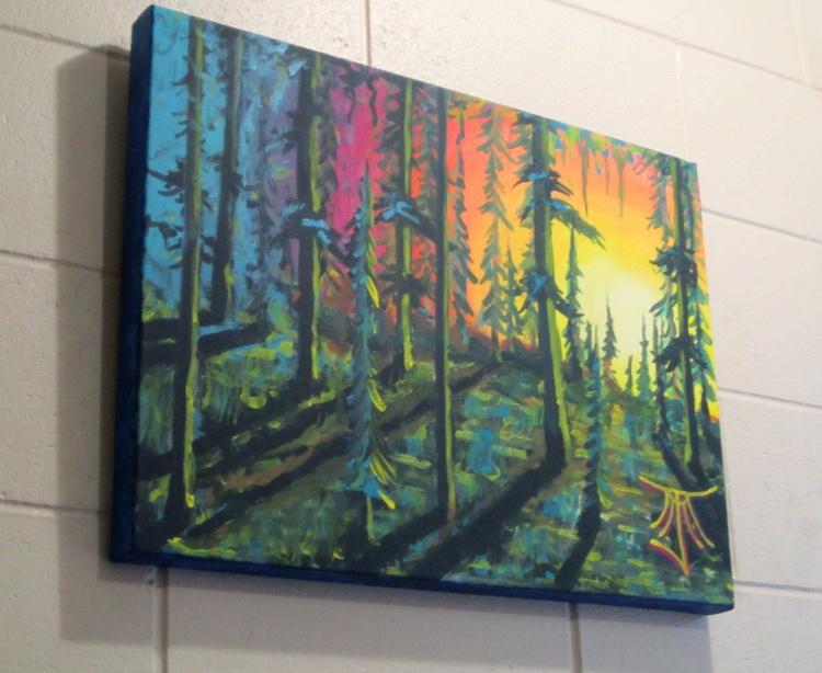 Forest Sunrise - Image 0
