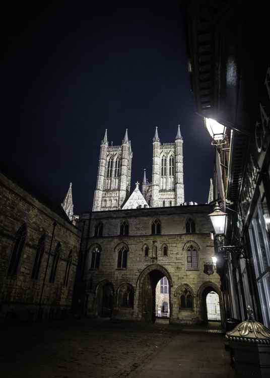 Lincoln Catherdral -