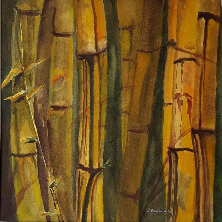 Bamboo. - Image 0