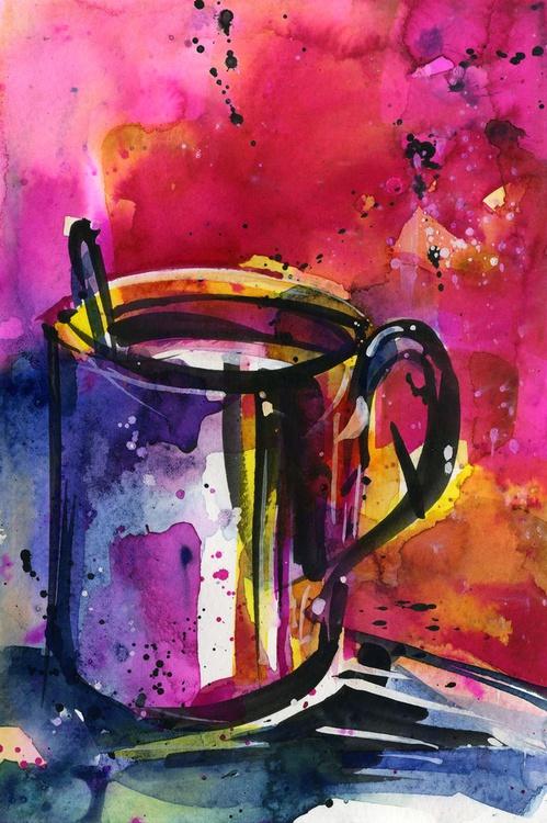 Coffee Dreams No 7 - Image 0