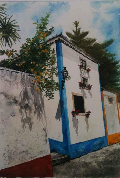 The Lemon Tree, Obidos -