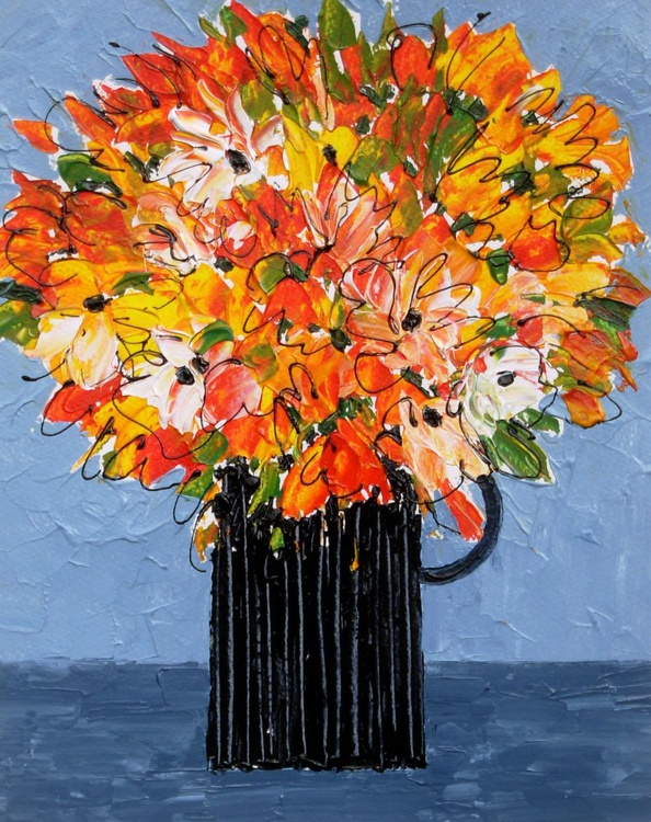 Autumnal Flowers - Image 0