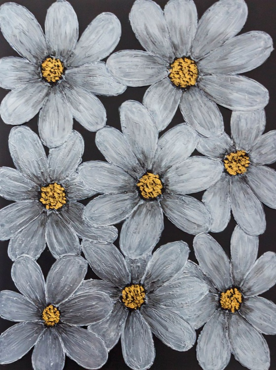 Silver Blossoms - Image 0
