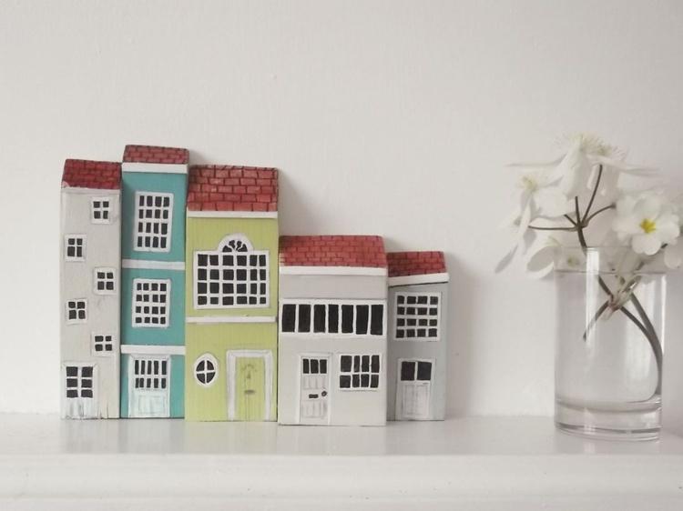 Seaside Houses #1 - Image 0