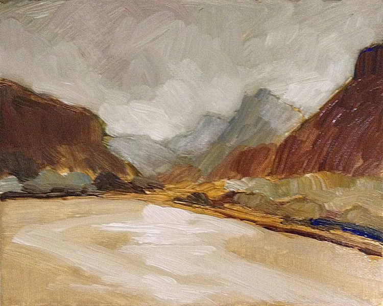 Swollen River - Image 0