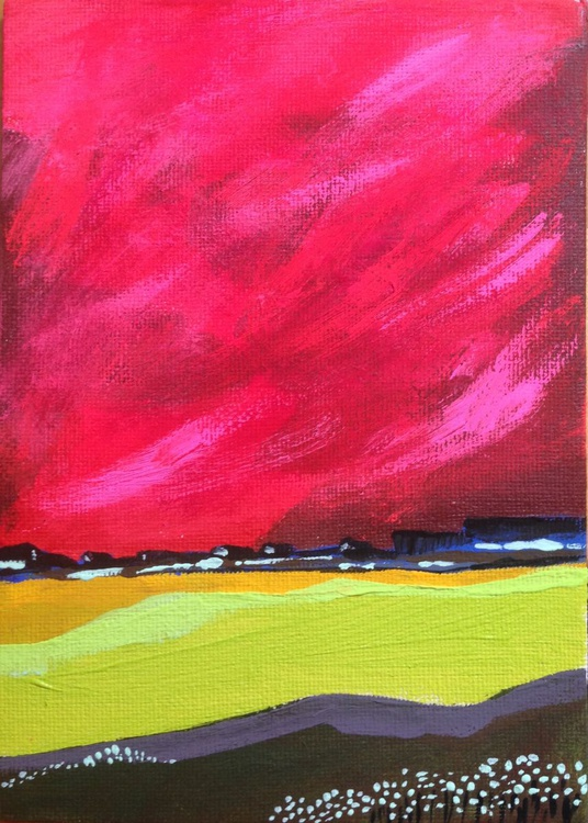 Red Sky - Image 0