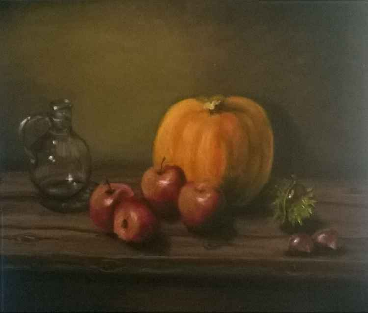 Autumn Still Life -