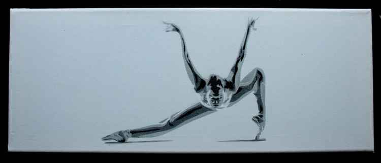 Ballet dancer -