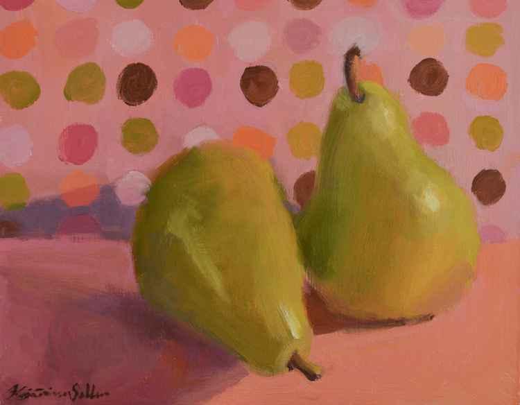 Pears 'n Dots -