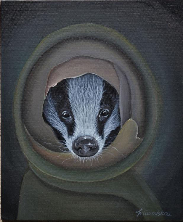 Mr. Badger in the hood - Image 0