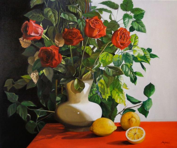 Rose rosse - Image 0