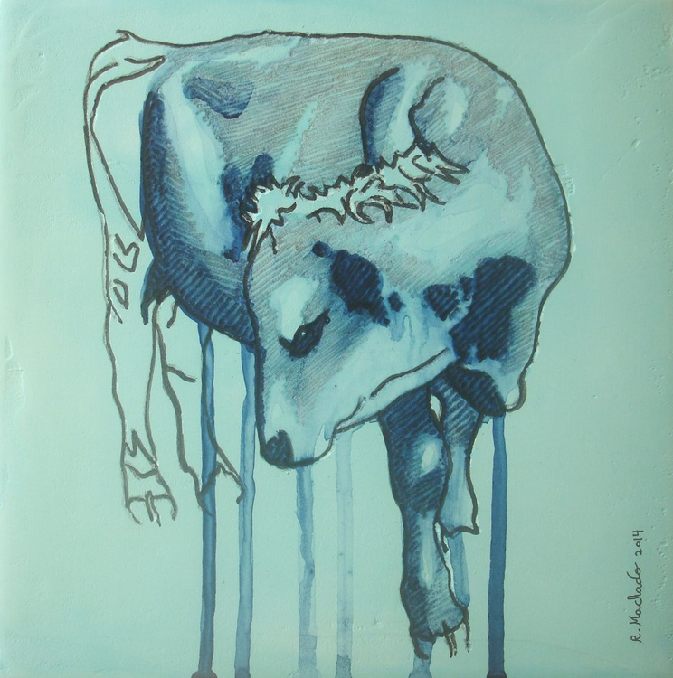 Calf Carved V - Image 0