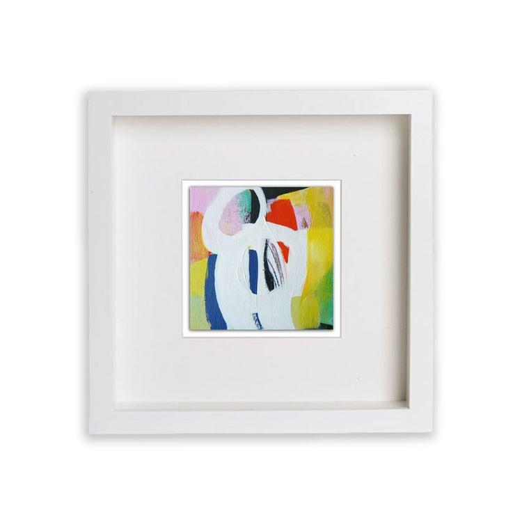 mini abstract #40 - Image 0