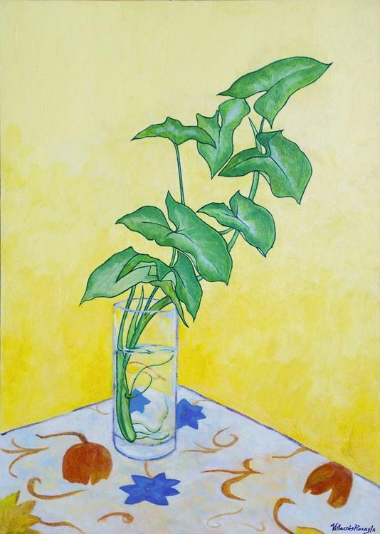 Vaso con Planta - Image 0