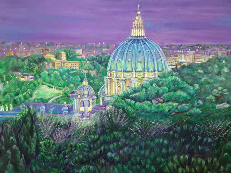 Saint Peter's Basilica, Rome