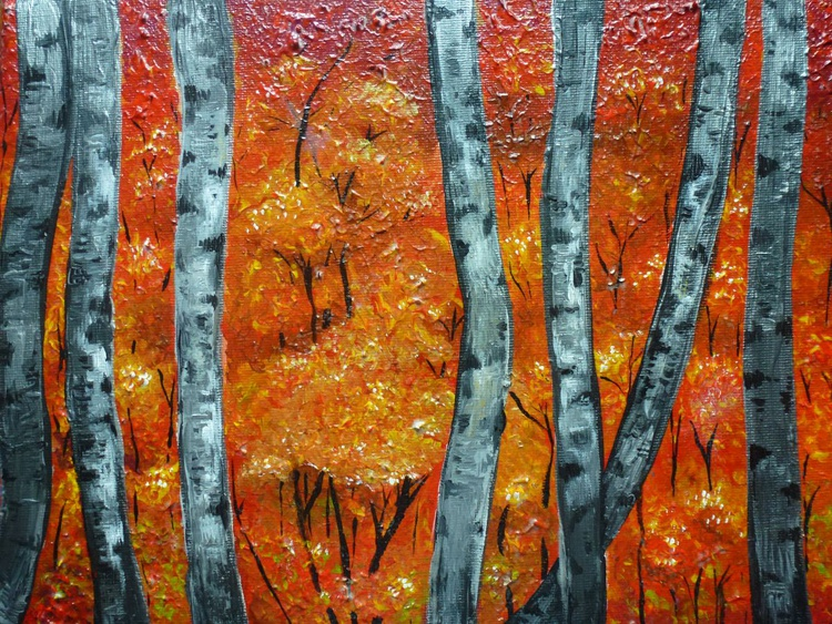 Birch Trees (small) - Image 0