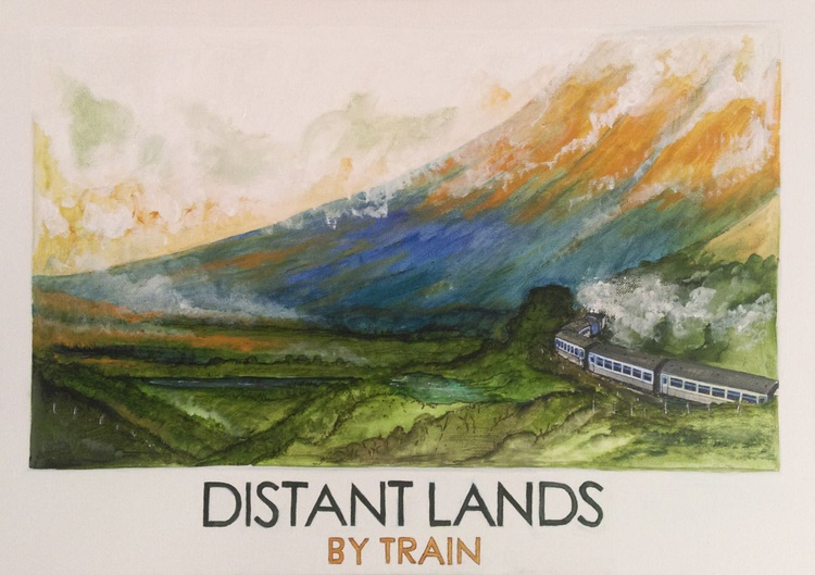 Distant lands - Image 0