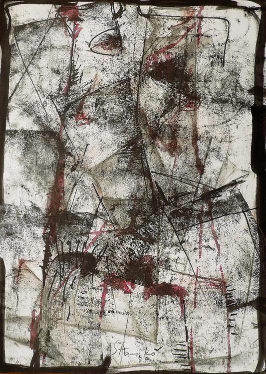 Composition(with figure)-II - Image 0