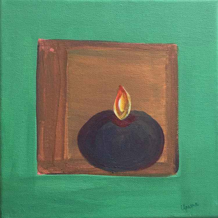 Candle in the Wall -