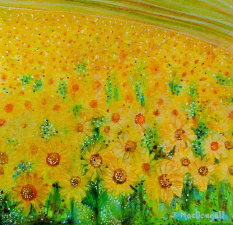 A Field of Sunshine - Image 0