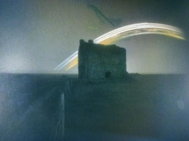 Time Passages (pinhole solar photograph) - Image 0