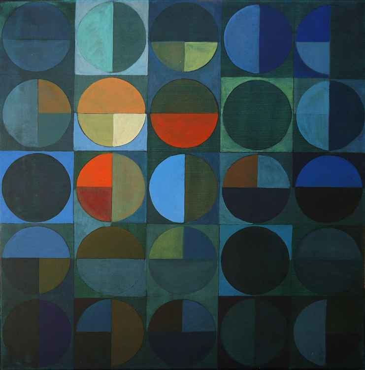Composition with Circles -