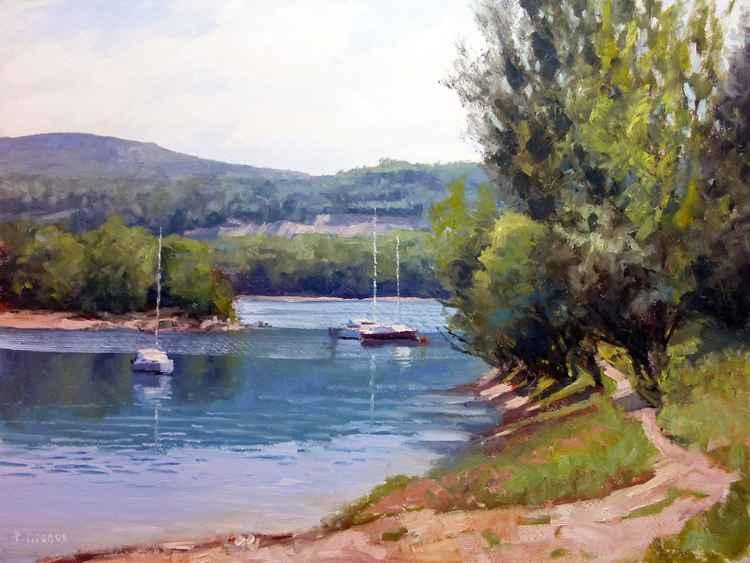 Lac de Sainte Croix -